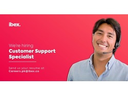Customer Service Support Specialist