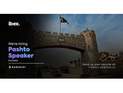 Pashto Speaker